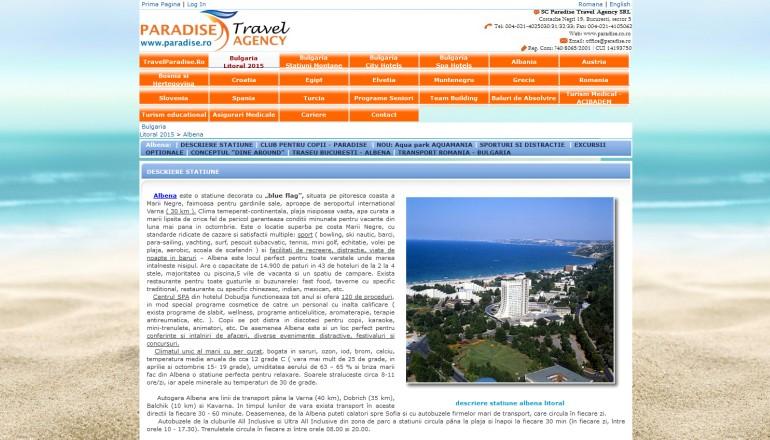 www.paradise.ro