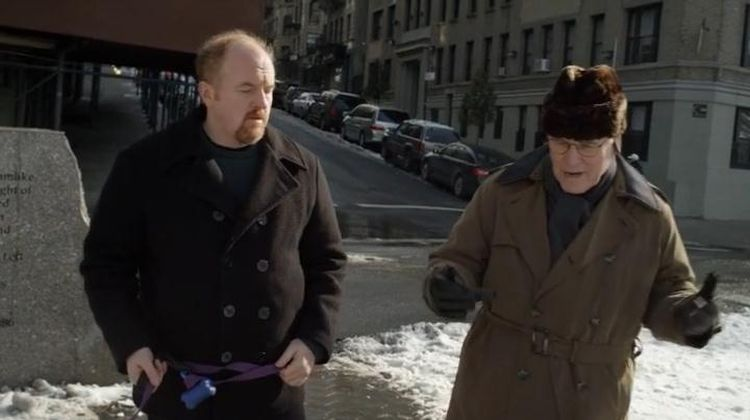 Louie – Doctor speech from S04E10