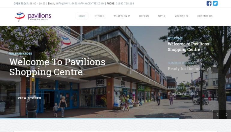 pavilionsshoppingcentre.co.uk