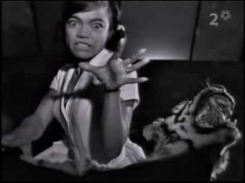 eartha kitt, i want to be evil
