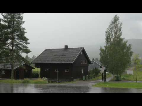 Thunderstorm Sounds for Sleep & Relaxation   Thunder & Rain Ambience   HD Nature Video
