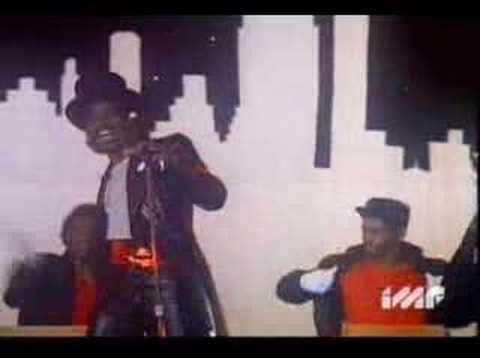 Kurtis Blow - If I Ruled The World